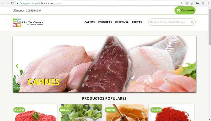 Sitios web económicos