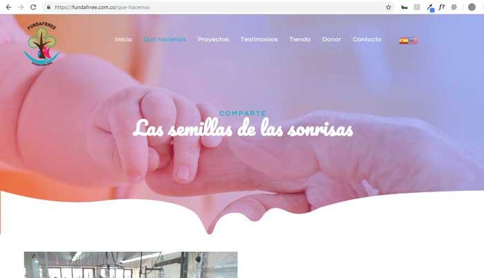 Diseño de páginas web económicas