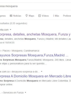 Agencia SEO Bogotá Colombia Posicionamiento en Google
